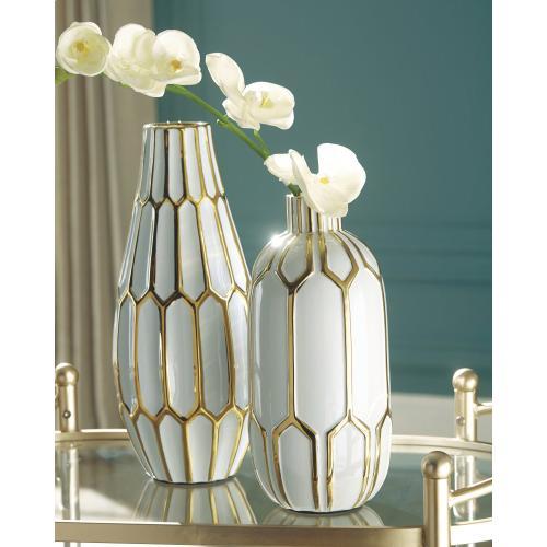 Signature Design By Ashley - Mohsen Vase (set of 2)