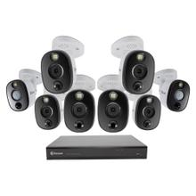 4K Surveillance System Kit with 16-Channel 2 TB DVR and Eight 4K Cameras