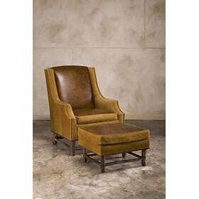566 Jefferson Wing Chair