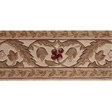 Ashton House Regal Vine A02b Ivory Border