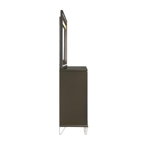 Twenty Nine 6-Drawer Dresser w/ Mood Lighting Mirror