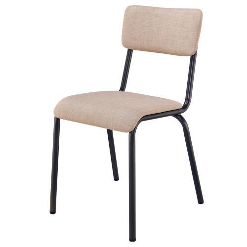 Lehman KD Fabric Chair, Penta Linen