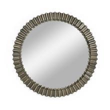 """Gatsby 36"""" Round Mirror"""
