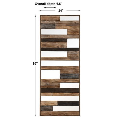 Kaine Wood Wall Decor
