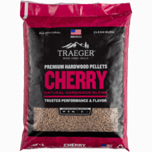 View Product - Traeger Cherry BBQ Wood Pellets