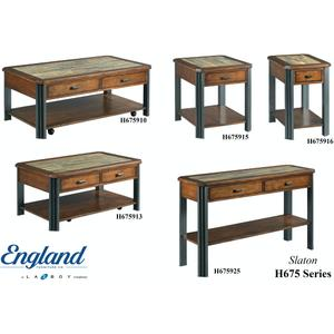 England FurnitureH675 Slaton