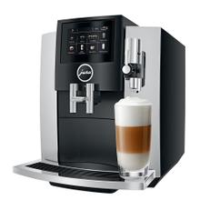 View Product - Automatic Coffee Machine, S8, Moonlight Silver