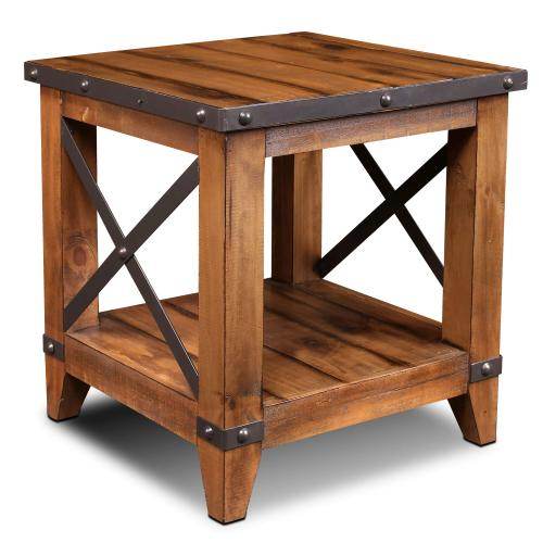 End Table - Rustic Collection