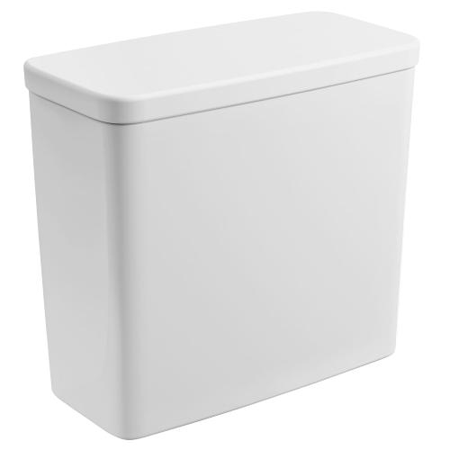 Eurocube Eurocube 1.28 Gpf Right Hand Trip Lever Toilet Tank Only