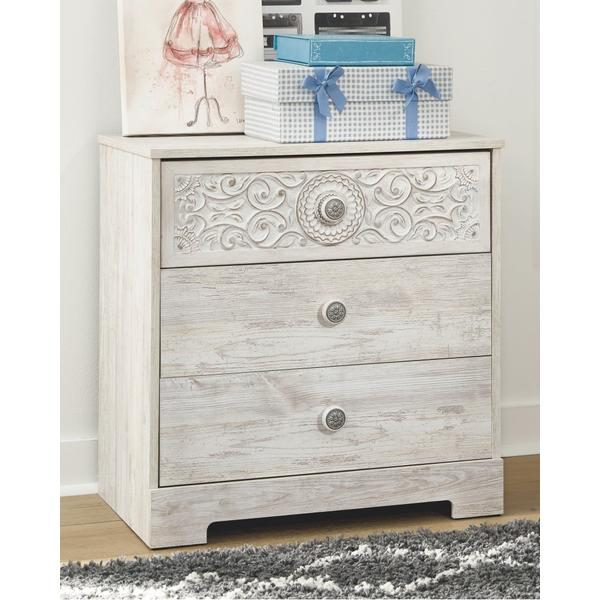 See Details - Paxberry Chest of Drawers