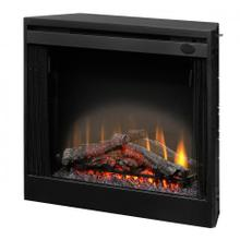 """View Product - 33"""" Slim Line Built-in Electric Firebox"""