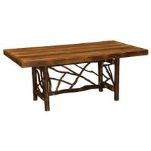 Twig Dining Table - 6-foot