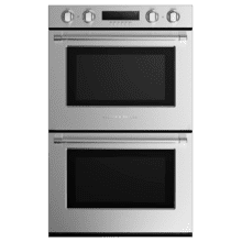 """See Details - Double Oven, 30"""", 10 Function, Self-cleaning"""