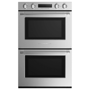 """Fisher & PaykelDouble Oven, 30"""", 10 Function, Self-cleaning"""