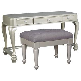 See Details - Youth Vanity With Chair