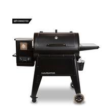 See Details - Navigator 850 Wood Pellet Grill