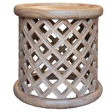 View Product - Lamp Table, Available in Coastal Brown or Coastal Grey Finish.