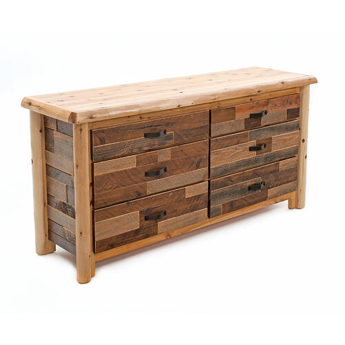 Green Gables Furniture - Laurel Hollow 6 Drawer Dresser