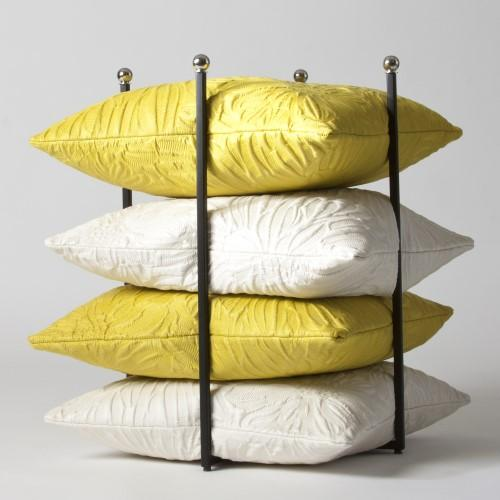 Pillow Fixture-Nickel
