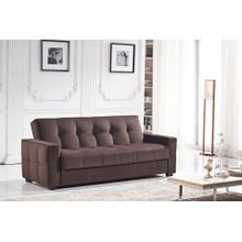 See Details - 7578 Dark Brown Sofa