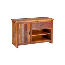 Crested Butte 1 Door 1 Drawer TV Stand