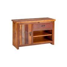 See Details - Crested Butte 1 Door 1 Drawer TV Stand