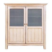 View Product - 2 Wire Door Armoire