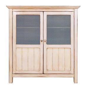 2 Wire Door Armoire