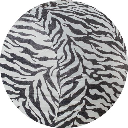 King Cover - Zebra - BlackWhite Zebra