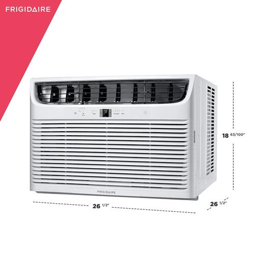 Frigidaire 25,000 BTU Connected Window Air Conditioner with Slide Out Chassis