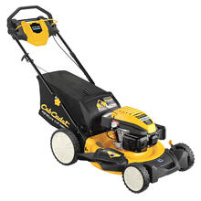 See Details - Cub Cadet Self Propelled Lawn Mower Model 12ACD2S6596