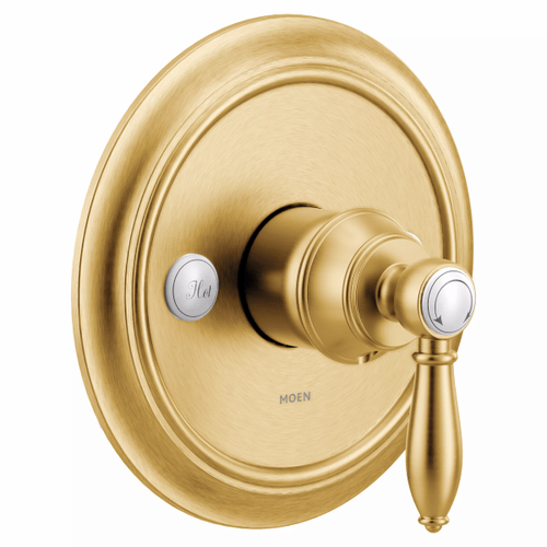 Weymouth brushed gold m-core 3-series valve only