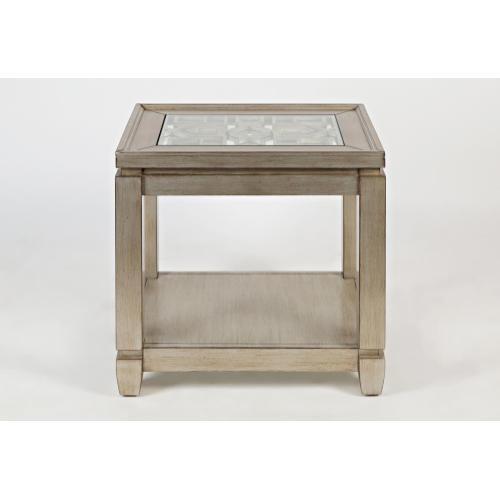 Jofran - Casa Bella Chairside Table