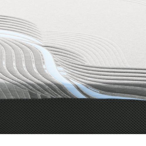 "Emerald Home Mattress Twilight II 8"" Gel-memory Foam Full 4/6 Es5208fm-01"