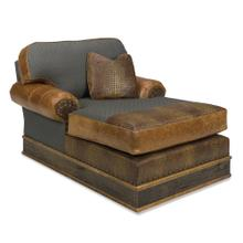 Paighton Lounge Chaise - Smoke