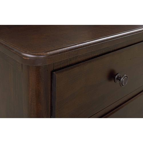 Bassett Furniture - Heritage Maple 2 Drawer Nightstand