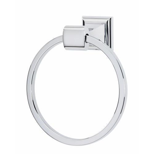 Manhattan Towel Ring A7440 - Polished Chrome