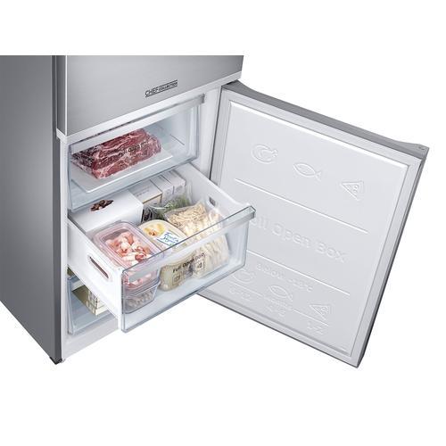 Samsung - 12 cu. ft. Counter Depth Euro Chef Refrigerator