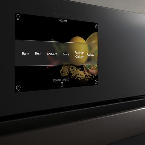 "GE Profile™ 30"" Built-In Convection Double Wall Oven Stainless Steel - PTD7000SNSS"