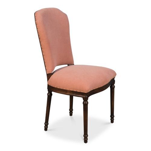 Emilion Dining Side Chair, Dusty Brick