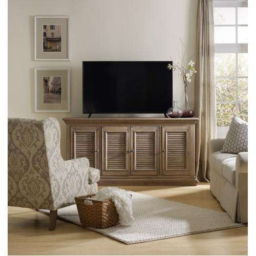 Entertainment Console 72in
