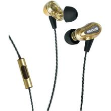 Bass 13 Dual-Driver In-Ear Earbuds with Microphone