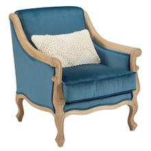 CHAIR,ACCENT NAVY