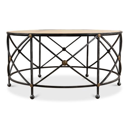 Drum & Fife Coffee Table