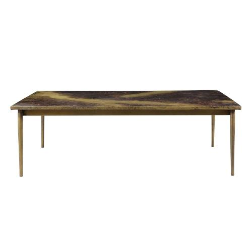 Tov Furniture - Galaxy Iron Cocktail Table