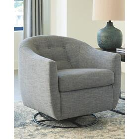 Mandon Swivel Accent Chair River
