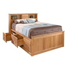 See Details - Chest Bed - Tall 3 Drawer