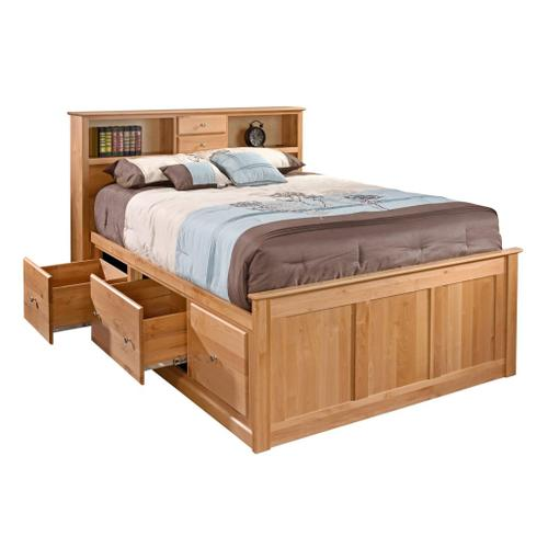 Archbold Furniture - Chest Bed - Tall 3 Drawer