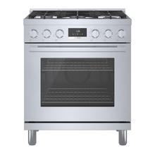 See Details - 800 Series Dual Fuel Freestanding Range Stainless steel HDS8055C