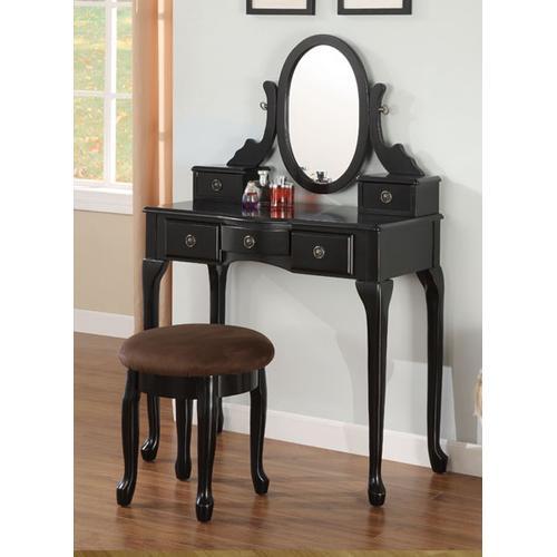 Vanity Set w/Stool